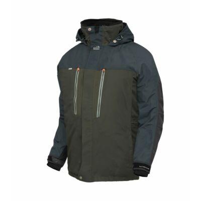 Dozer6 kabát zöld