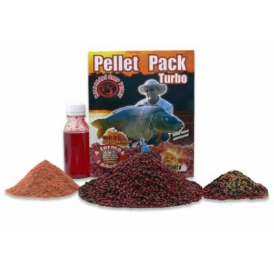 HLD Pellet pack Turbó