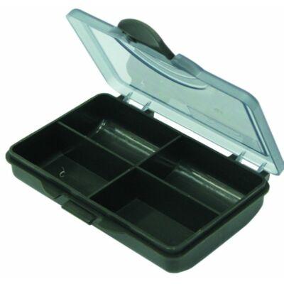 Box Small 4 Comp szerelékes doboz 4 fakkos