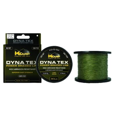 DYNA TEX  POWER BRAID fonottzs.