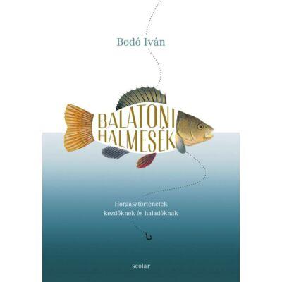 Bodó Iván: Balatoni Halmesék könyv ingyenes szállítással