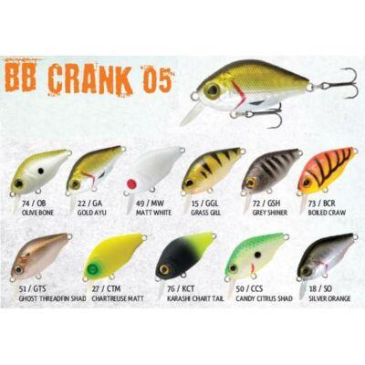 Bb Crank 05 F wobbler