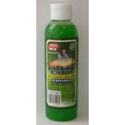 TM zöld fűszeres aroma