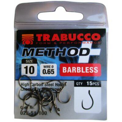 Method Plus feeder barlbless horog