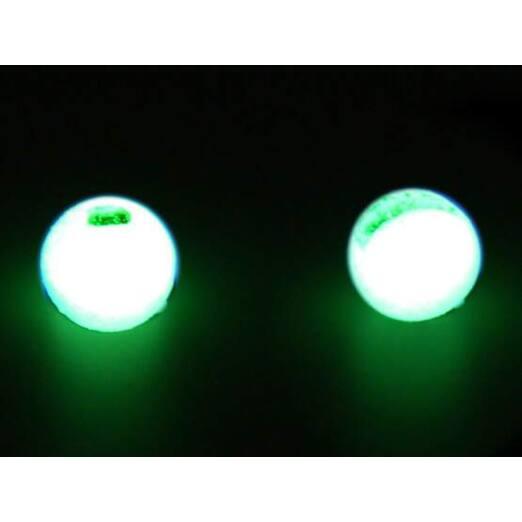 Tungsten fej-réselt, fénytárolós - 4,0 mm - 10 db