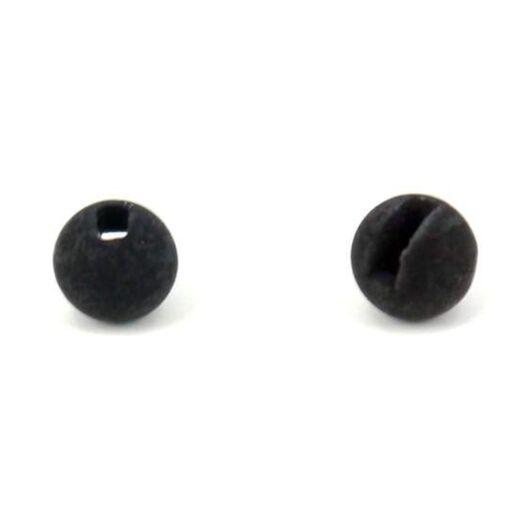 Tungsten fej-réselt, matt fekete  - 4,0 mm - 10 db