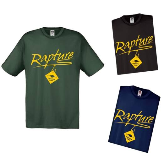 Rapture Predator Zone póló