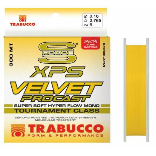 Trabucco S-Force Xps Velvet Pro Cast 300 m 0,28 mm zsinór