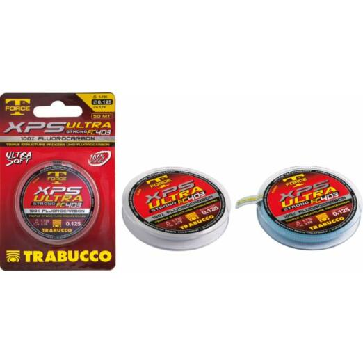 Trabucco T-Force XPS Ultra Fluorocarbon 403 előke zsinór