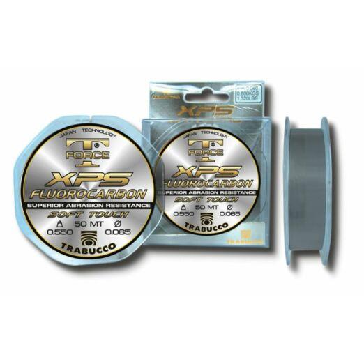 Trabucco T-Force fluorocarbon 50 m 0,074 mm zsinór