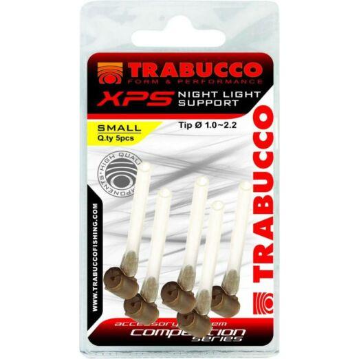 Trabucco XPS világítópatron tartó spiccre L 5db