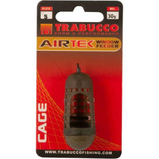 Trabucco Airtek Pro Window Cage kosár M 50g